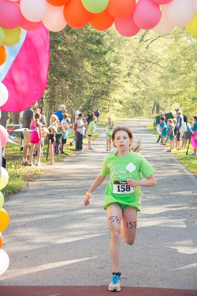 Girl Scouts Triathlon