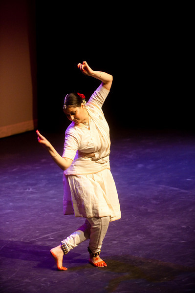 Chandroutie (Usiloquy Dance Designs) @ The Annenberg Center for the Performing Arts